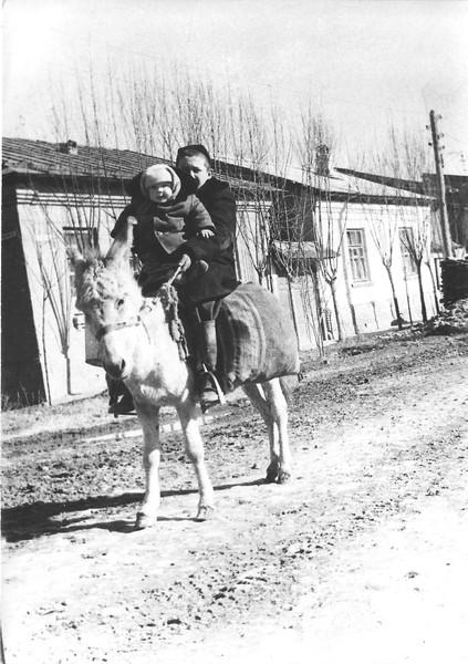Махалля Кукча, ул. 3-й Ахил 1960 год