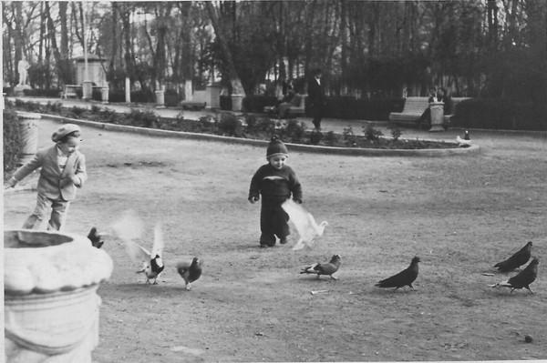 Парк Горького 1962 г.