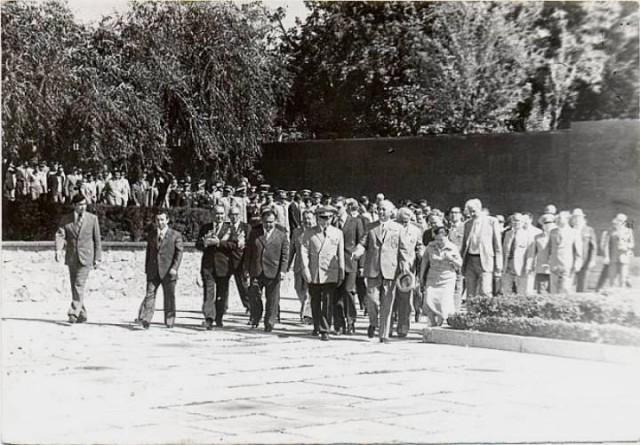 День Победы, 20 век