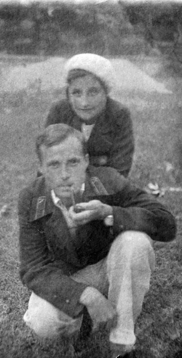 Родители, 1940 год