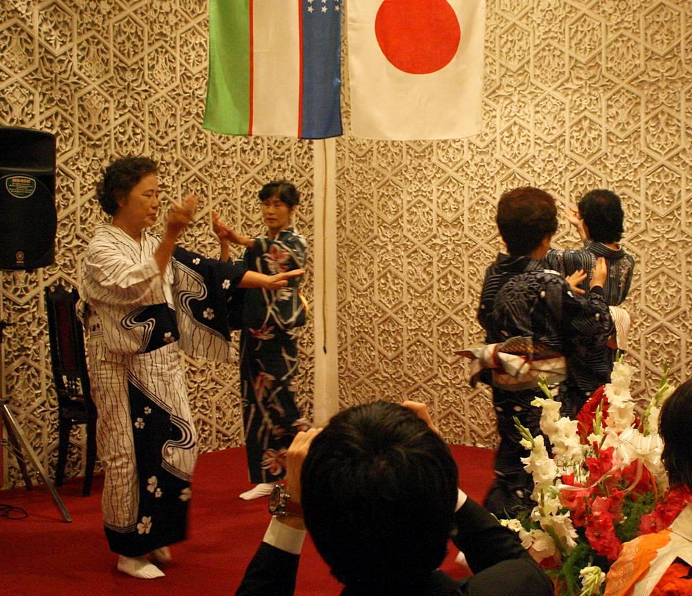 Поздравление с днем рождения от японца с переводчиком