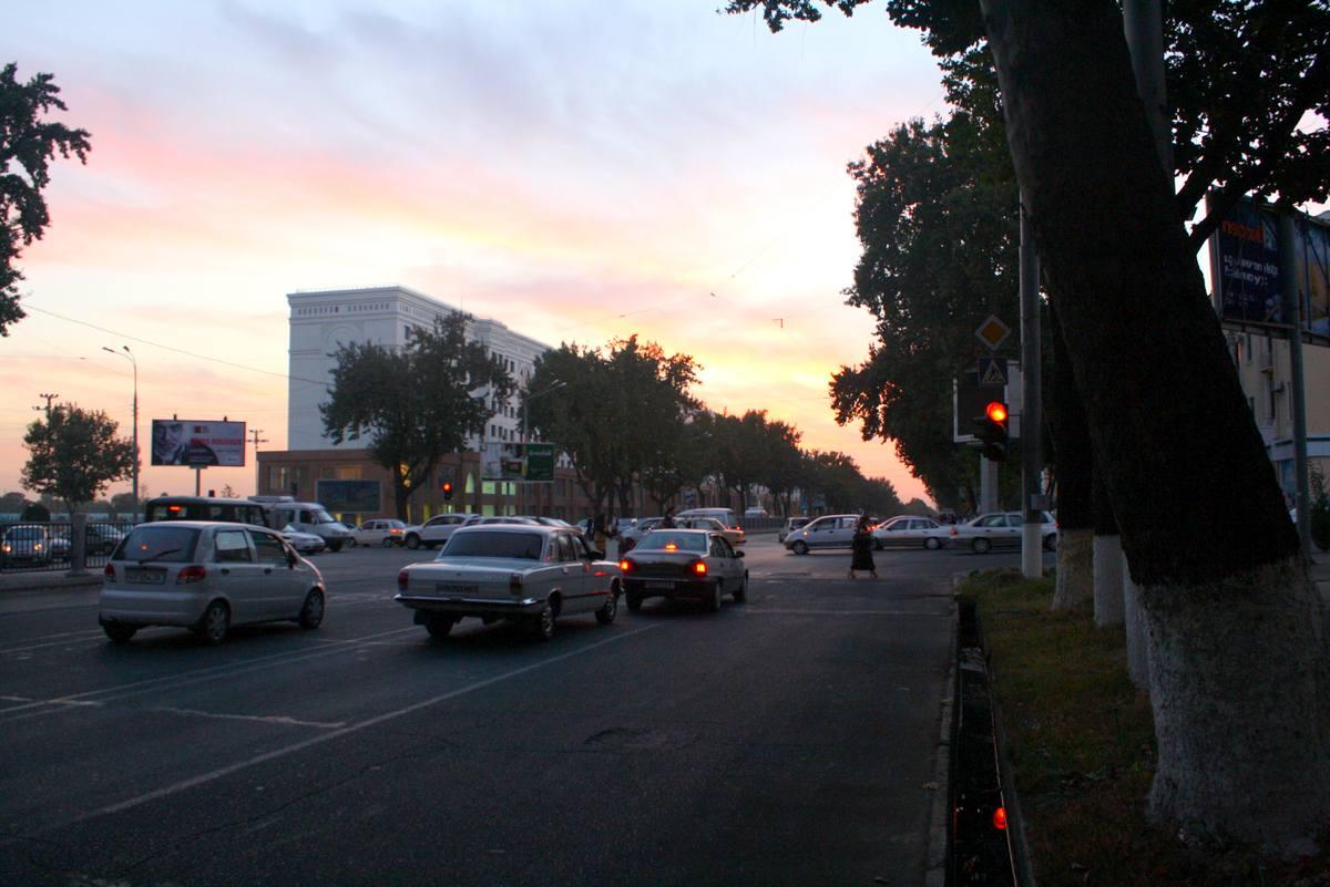 картинки улиц ташкента течение часа ваше