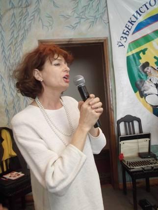 Поет Гуля сафетдинова