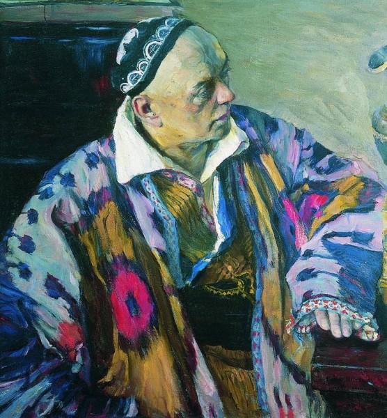 Портрет академика Щусева