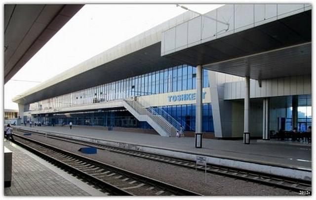 2012г Вокзал