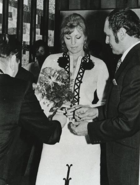 Свадьба Анны и Збигнева