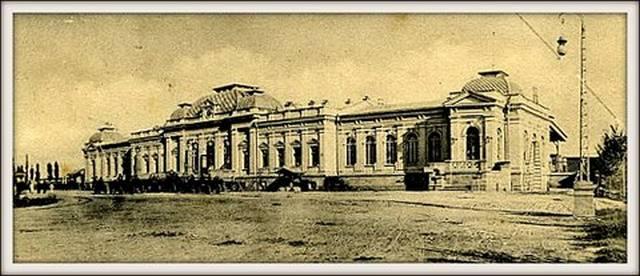 Таш вокзал-1