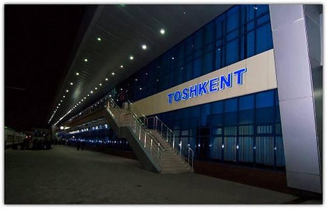 вокзал ташкент