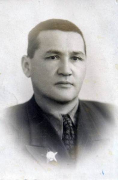 Махмуд Назарович Шагаев