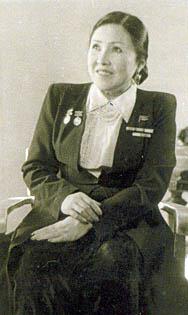 Халима Насырова