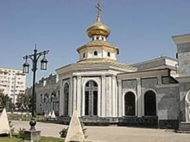 -- Кафедральный собор Успения Божией Матери (г.Ташкент),