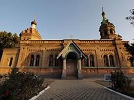 4-храм святителя Алексия, митрополита Московского (г. Самарканд)