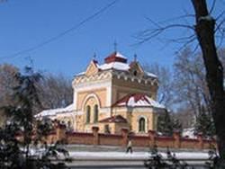 Свято-Троице-Георгиевский  мужской монастырь (г.Чирчик)