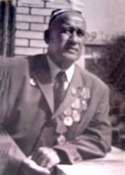 Карим Закиров (отец)