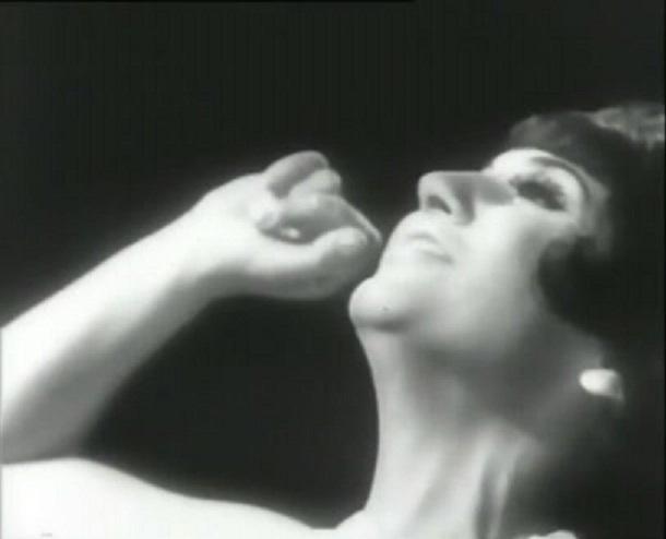 Луиза Закирова. 60-е годы