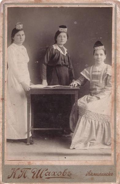 Татары Акмолинска (Целиноград, Астана) в Ташкенте 19-20вв - 24