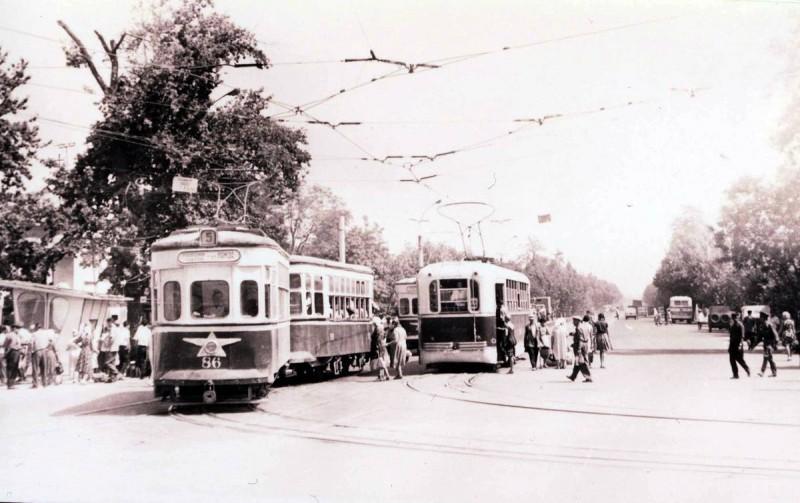 Ташкент  1967 г