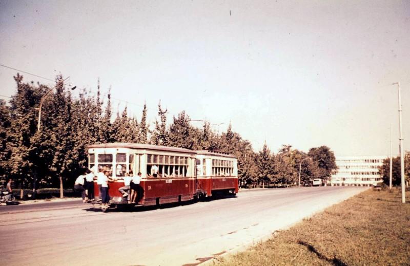 Узбекистанский проспект  1967 г