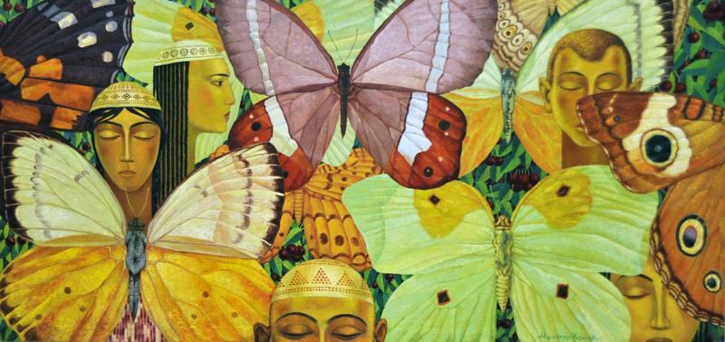 Вальс бабочек 2012 г.