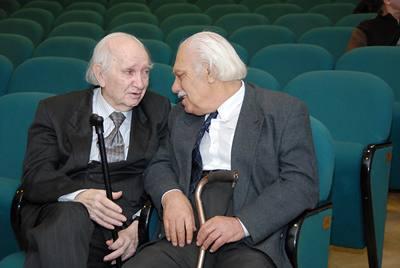 Литвинский и Сарианиди