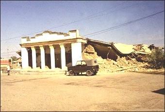 Обрушение зала кинотеатра