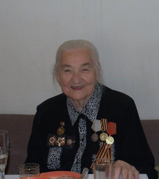 Черванева Вера Павловна