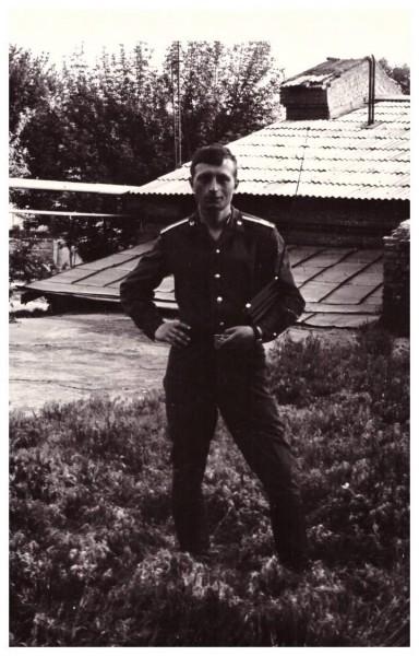 9 Крыша котельной весна 1977