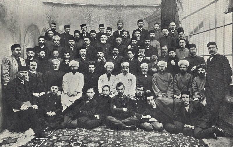 II съезд мусульман России
