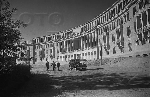 Дворец текстильщиков