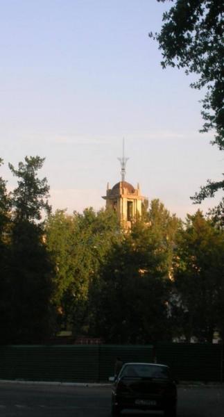 Дом на Новомосковской