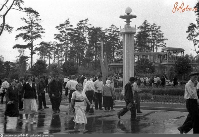 ВСХВ. Узбекская чайхана 1939, Россия, Москва
