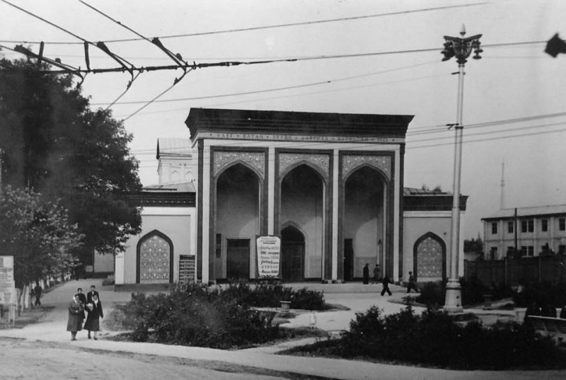 Театр имени Мукими
