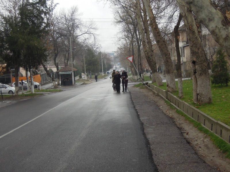 Улица Стахановцев, наши дни