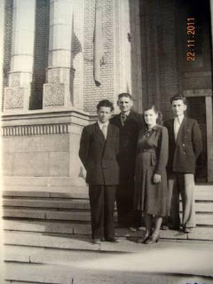 Ташкент 1956 ПОСЛАННИК CHARISIADIS ЖЕНЩИНА Александрийского, ANDREAS NTAKOVANOS, муниципия KONTODIMOS