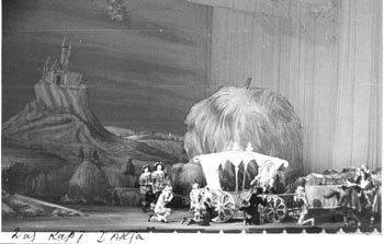 «Кот в сапогах», постановка ГАБТа им. А. Навои
