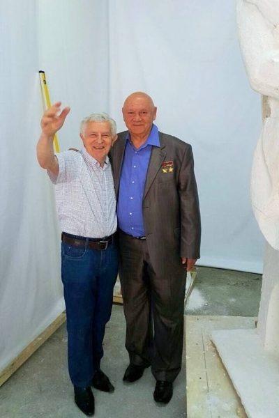 Яков Шапиро и Владимир Джанибеков