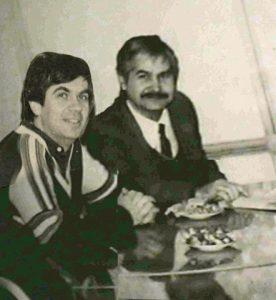 Марк Вайль и Тахир Юлдашев.